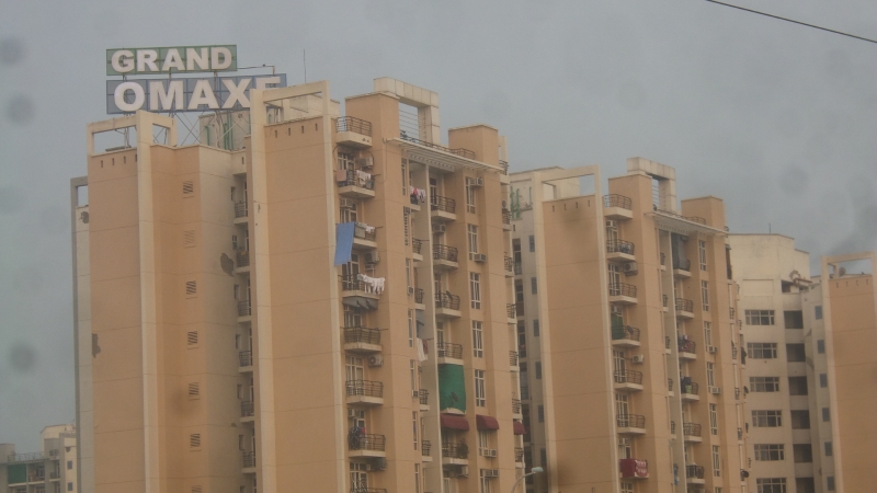 3 BHK Apartment for Sale in Grand Omaxe - Exterior View