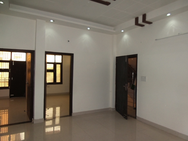 3 BHK Apartment for Sale in Shubhkamna Apartments - Bedrooms