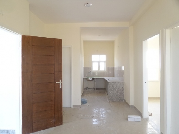 2 BHK Apartment for Sale in Shiv Sai The Ozone Park Apartments - Living Room
