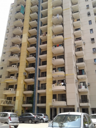 3 BHK Apartment for Rent in RPS Savana - Exterior View