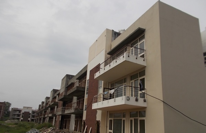 4 BHK Apartment for Rent in RPS Palms - Exterior View