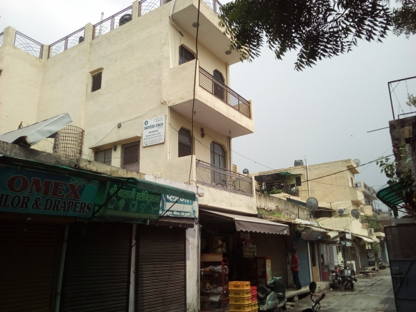 1 BHK Apartment for Rent in Dilshad Garden New Delhi - Exterior View