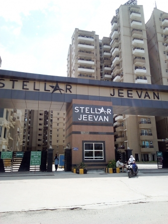 2 BHK Apartment for Sale in Stellar Jeevan - Exterior View