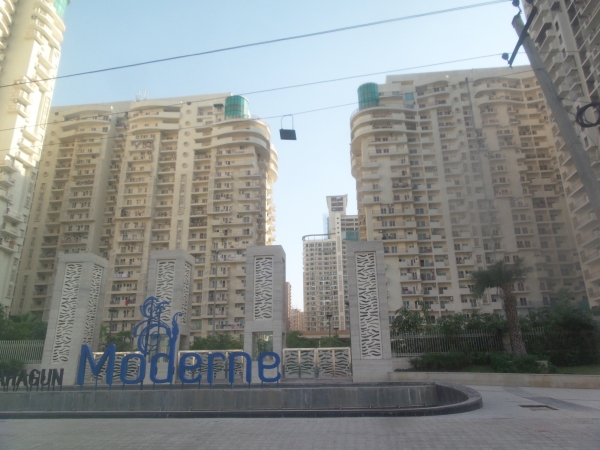 2 BHK Apartment for Rent in Mahagun Moderne - Exterior View
