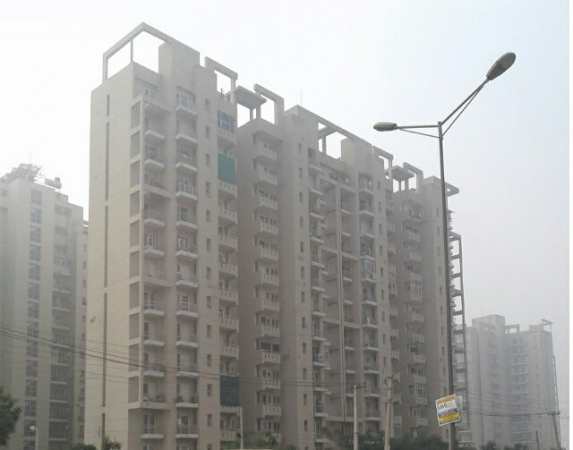 3 BHK Apartment for Rent in Shiv Sai The Ozone Park Apartments - Exterior View