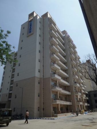 3 BHK Apartment for Sale in Tarang Orchids - Exterior View