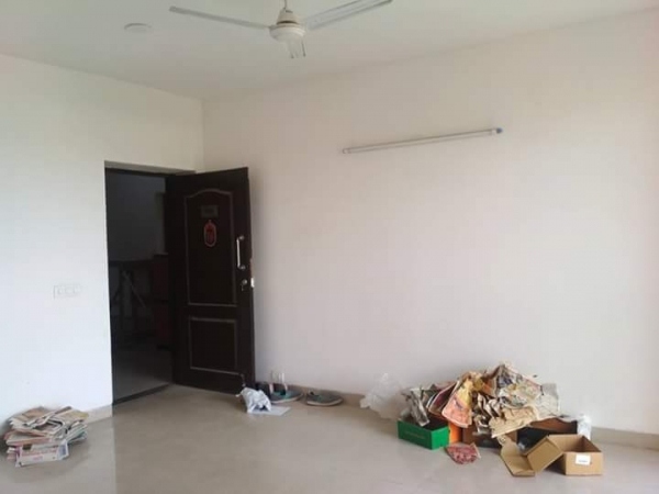 3 BHK Apartment for Rent in AWHO Devinder Vihar - Living Room