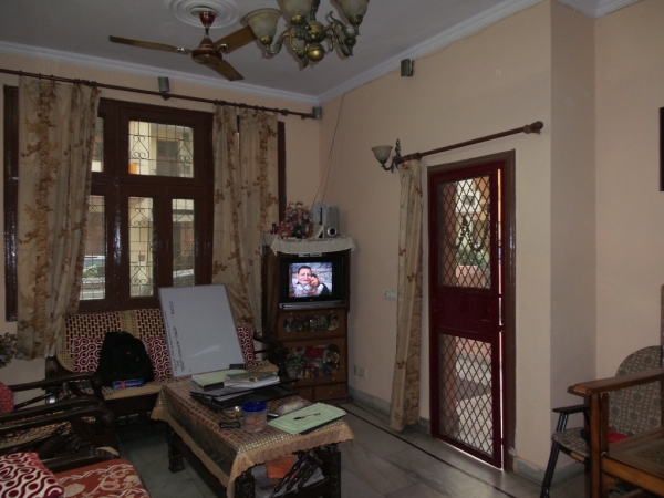 2 BHK Apartment for Sale in Sahyadri Apartment - Living Room