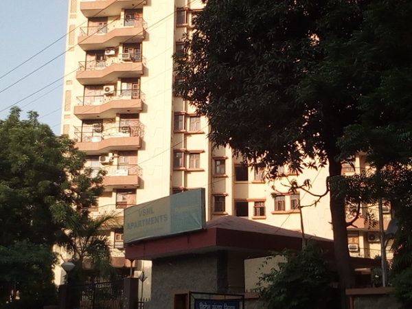 2 BHK Apartment for Rent in Assotech VSNL Officers Apartment - Exterior View