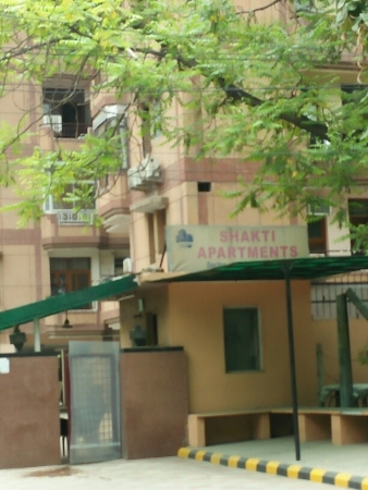 3 BHK Apartment for Rent in Sector 15 Gurgaon - Exterior View