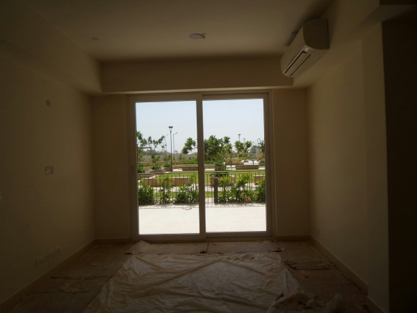 3 BHK Floor for Sale in Orchid Island - Living Room