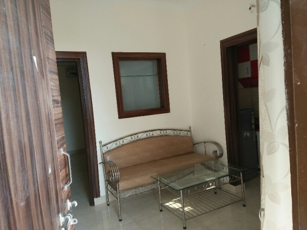 1 BHK Apartment for Rent in Sector 42 Gurgaon - Living Room