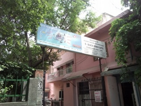 2 BHK Apartment for Rent in Dilshad Garden New Delhi - Exterior View