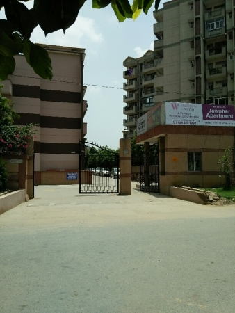 3 BHK Apartment for Sale in Jawahar Apartment - Exterior View