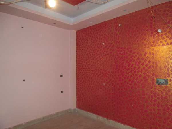 1 BHK Apartment for Rent in Seemapuri New Delhi - Living Room