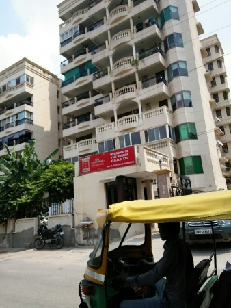 3 BHK Apartment for Sale in Satya The Surbhi Apartment - Exterior View
