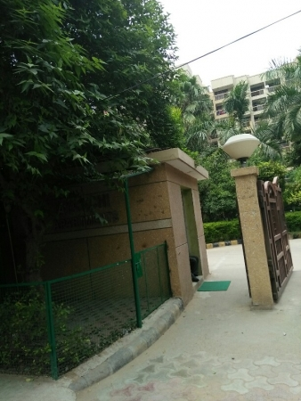 3 BHK Apartment for Sale in Ayachi Apartments - Exterior View