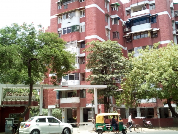 2 BHK Apartment for Rent in Paradise Site 1 - Exterior View