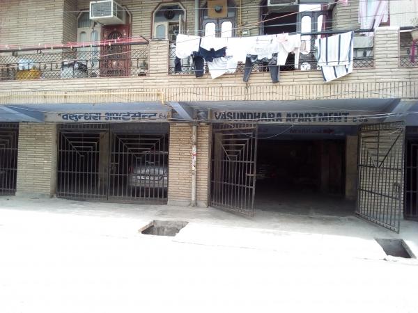 1 BHK Apartment for Sale in Vasundhara Apartment - Exterior View