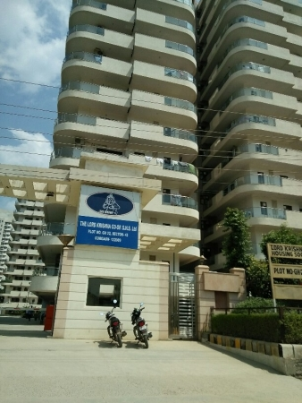 3 BHK Apartment for Rent in Lord Krishna - Exterior View