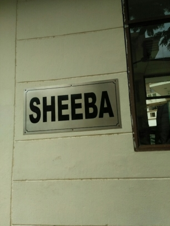 3 BHK Apartment for Rent in Sheeba Apartment - Exterior View