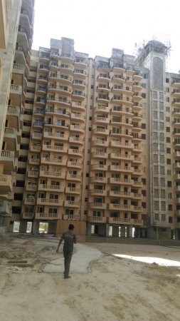 2 BHK Apartment for Rent in Ansal Royal Heritage - Exterior View