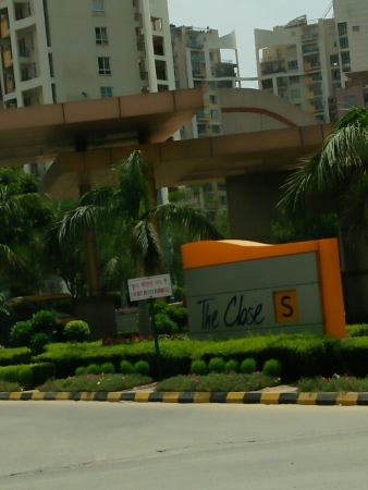 3 BHK Apartment for Rent in The Close South - Exterior View