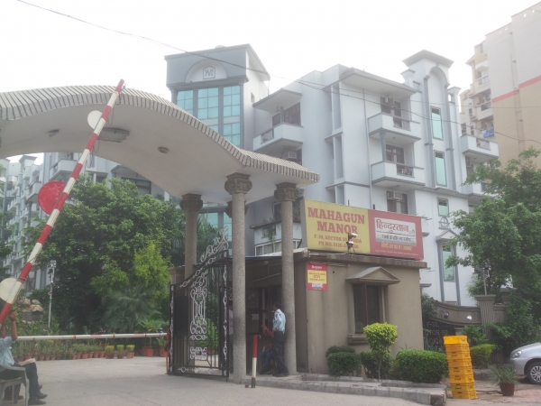 3 BHK Apartment for Sale in Mahagun Manor - Exterior View