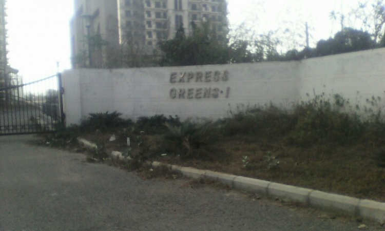 3 BHK Apartment for Sale in DLF Express Greens - Exterior View