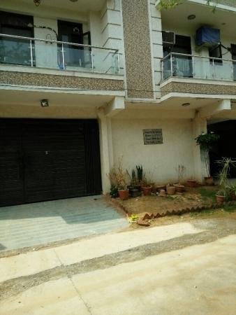2 BHK Apartment for Rent in Valmax Swastik Apartment - Exterior View