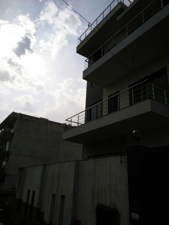 2 BHK Floor for Sale in Sector 55 Gurgaon - Exterior View