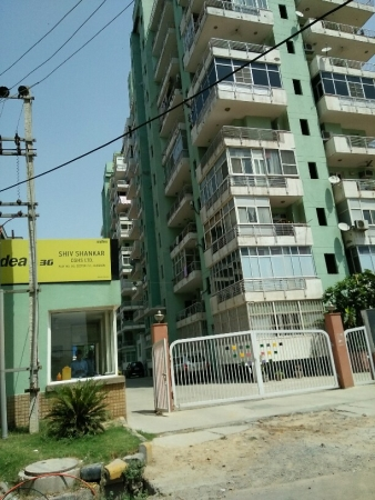 3 BHK Apartment for Sale in Shiv Shankar Society - Exterior View
