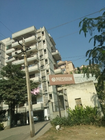 3 BHK Apartment for Rent in Sahyog Apartment - Exterior View