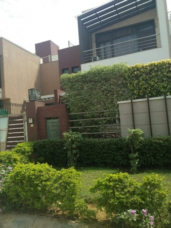 4 BHK Villa for Rent in Ansal Florence Abode - Exterior View