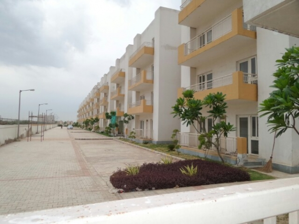 2 BHK Apartment for Sale in KLJ Platinum Plus - Exterior View