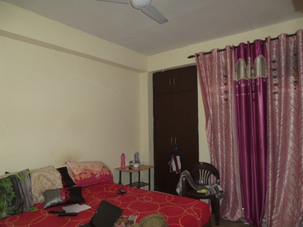 1 BHK Floor for Rent in Ansal Sushant Lok 1 - Bedrooms