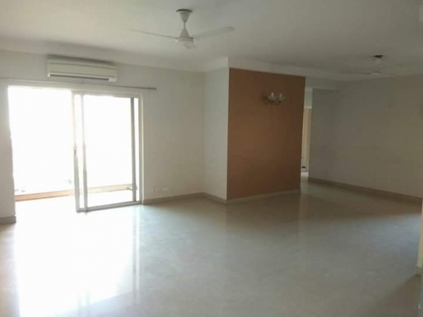 3 BHK Apartment for Sale in Sushant Apartment - Living Room