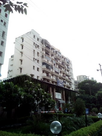 2 BHK Apartment for Sale in Parsvnath Srishti - Exterior View
