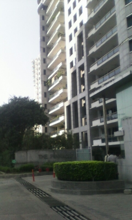 4 BHK Apartment for Rent in DLF The Pinnacle - Exterior View