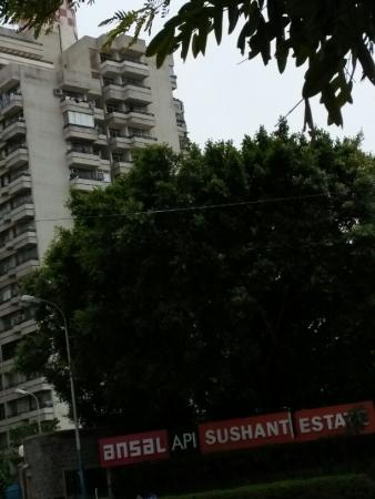 3 BHK Apartment for Rent in Ansal API Sushant Estate - Exterior View
