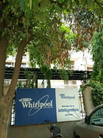 3 BHK Apartment for Rent in Intelligentsia Apartment - Exterior View