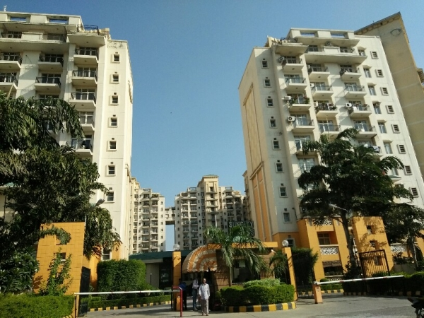 4 BHK Apartment for Rent in Suncity Heights - Exterior View