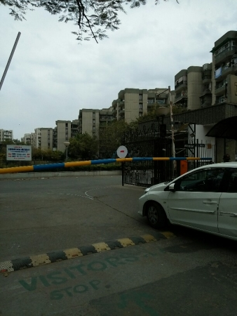 3 BHK Apartment for Rent in AWHO Devinder Vihar - Exterior View