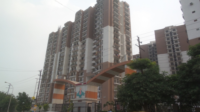 2 BHK Apartment for Rent in Gardenia Glory - Exterior View