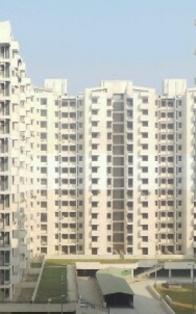 2 BHK Apartment for Sale in SRS Royal Hills - Exterior View