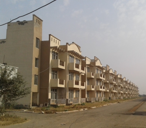 3 BHK Apartment for Sale in Ferrous City 2 Beverly Homes - Exterior View