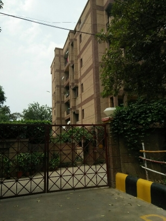 3 BHK Apartment for Sale in Sanskriti Engineers Apartment - Exterior View
