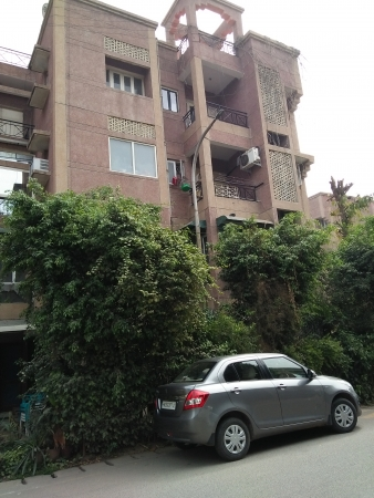 3 BHK Apartment for Rent in Kendriya Vihar - Exterior View