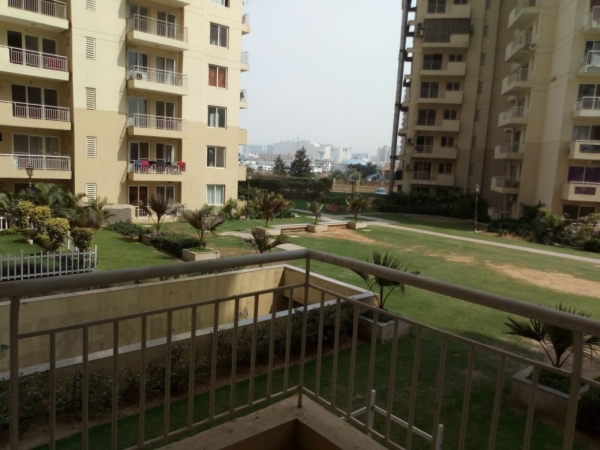 3 BHK Apartment for Rent in CHD Avenue 71 - Exterior View