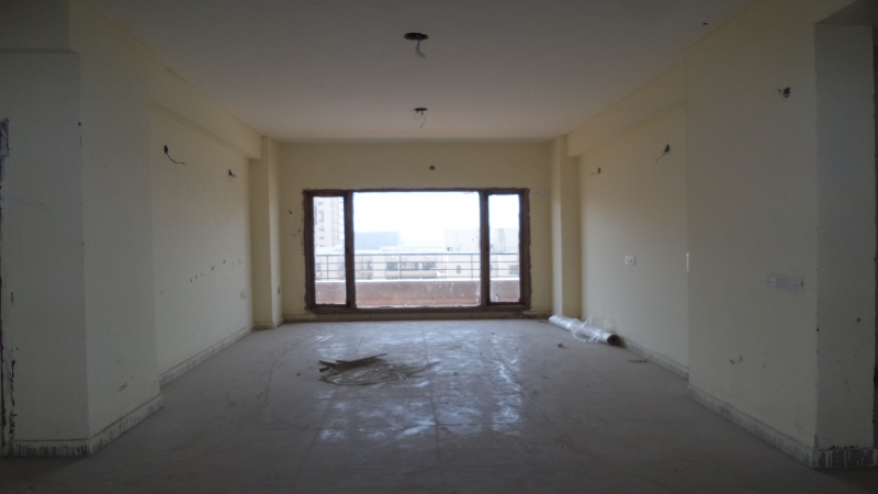 3 BHK Floor for Sale in Hindon Vihar - Living Room
